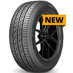 2 225 60r16 Continental True Contact Tour 98t Whitewall Tires