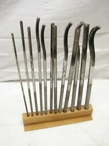 Early Surgical Set Medical Bone Surgeon S Chisel Orthopedic Tool Gouge Doctor