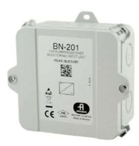 Autronica Bn 201 Fault Monitoring Input Unit For Fire Detection Systems