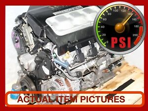 Jdm Honda Accord J30a 3 0l 6cylinder Ivtec Engine Long Block 03 05