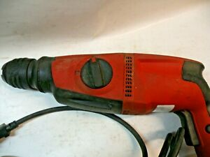 Hilti Te 2 Sds Corded Rotary Hammer Drill Genuine Oem Fully Tested No Issues