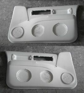 Chevrolet Caprice Impala Ss New Custom Front Door Panels Triple Speaker Pods