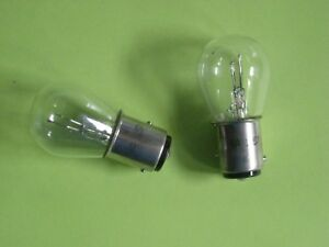 Eiko 1157 Light Bulbs Stop Tail Lamp Qty Of 2 Bulbs 1034 Sb22