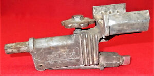 Vintage Engine Cylinder Bore Ridge Reamer By All Power