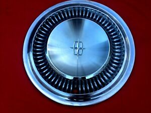 1965 Lincoln Continental 15 Inch Full Hubcap Wheel Cover