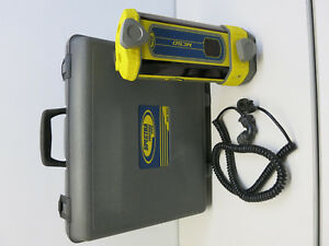 Trimble Spectra Precision Laser Mc50 Machine Control Laser Receiver Apache Mc 50