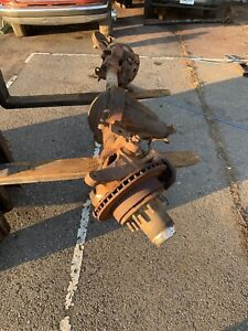 1997 Ford Dana 60 Balljoint High Pinion Front Axle Assembly 3 55 Gears