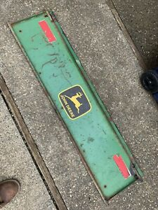 John Deere Gator Amt 622 626 Tail Gate In Useable Condition Used 4 19