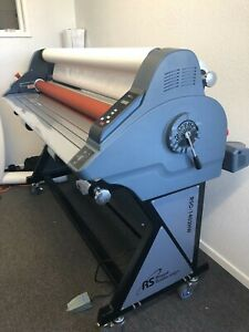 Royal Sovereign Rsc 1402hw 55 Wide Laminator With Heat Assist And Rear Rewinder