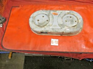 Triumph Tr6 Original Stromberg Zenith Cd175 Air Cleaner Assembly