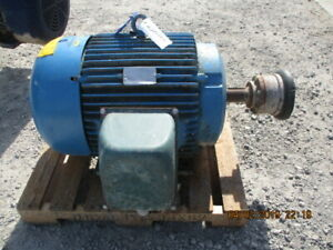 Motor 25 30hp 1170 rpm Can Not Read The Tag 231012k Used