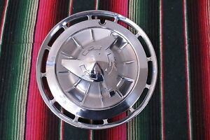 1962 Chevrolet Impala Chevy Ss Spinner Wheel Cover Hub Cap Accessory Hubcap