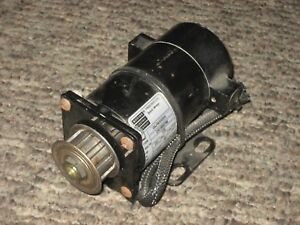 Bodine 130v Small Motor 24a4bepm 2500 Rpm Dc With Mount
