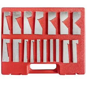 Hfs r Tools 17 Piece Precision Angle Block Set