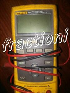 Used Fluke Multifunction Process Calibrator 725 2 year Warranty