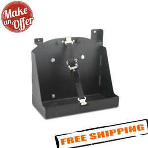 Morryde Jp54 018 Jerry Can Side Mount Tray For 2007 2017 Jeep Wrangler Jk