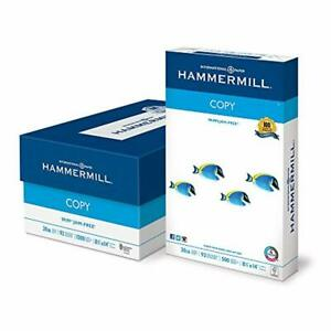 Hammermill Business Printer Paper Copy Paper White 8 5x14 1500 Sheets Case