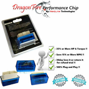Performance Chip Fits All Ford Bronco Ranger C max Contour Couger Hp Gas Saver