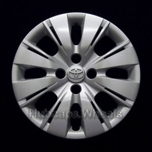 Toyota Yaris 2012 2014 Hubcap Genuine Factory Oem 61164 Wheel Cover