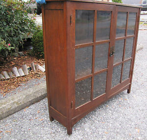 Antique L Jg Stickley Bookcase W3253 Special Sale For 2 9 19 To 2 16 19 Only