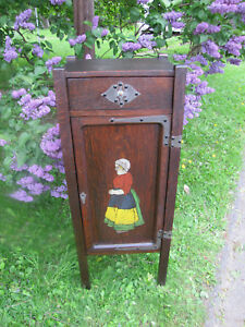 Superb Antique Shop Of The Crafters Small Cabinet Cellarette W2649 Stickley Era