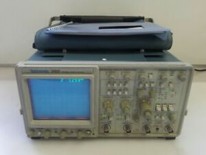Tektronix 2465 300mhz 4 channel Oscilloscope As Is