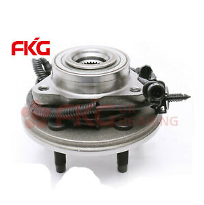1 Front Wheel Bearing Hub 02 04 03 05 Ford Explorer Mountaineer 4 0l 4 6l 515050