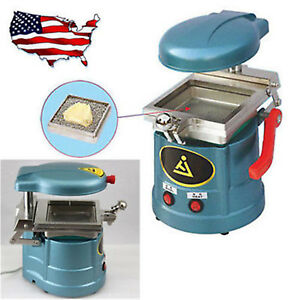 Dental Vacuum Forming Molding Machine Former Thermoforming Equipment steel Bag