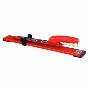 Stapler Hd 10db R Red Max Closed During japan Import