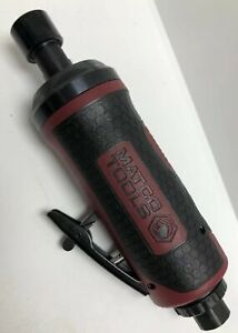 Matco Tools Mt2980 1 4 Collet Pneumatic Straight Die Grinder Air Tool New Other
