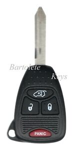 Replacement Remote Key Fits Chrysler Town Country Dodge Caravan