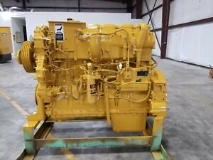 Used Cat C15 Industrial Engine 540hp 6 068 Hrs