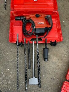 Hilti Te 50 Avr Demolition Hammer W 5 Bits Adapter
