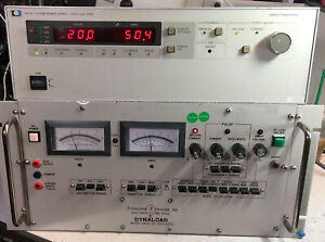 Agilent Hp 6032a Variable Dc Power Supply 0 60v 0 50a 1000w Load Tested