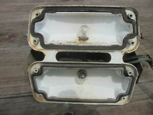1971 72 Cutlass 442 Tail Light Housing Lr