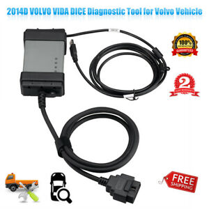 Volvo Vida Dice 2014d Obd2 Eobd Engine Code Reader Scanner Car Diagnostic Tools