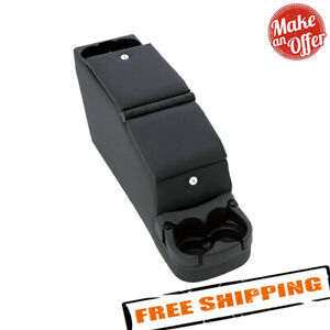 Rampage 31615 Deluxe Locking Center Console For 1976 1995 Jeep Cj7