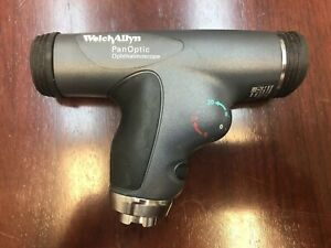 Welch Allyn Panoptic Ophthalmoscope Head 11820