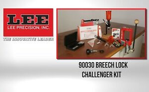 LEE Breech Lock Challenger Reloading Kit & Value Trim LEE 90030
