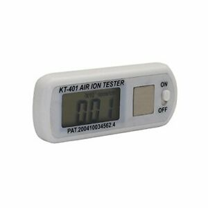 Mini Air Ion Tester Counter Lcd Display High Concentration Of Air Ion Kt 401