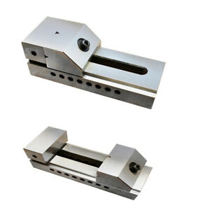 3 X 7 1 2 Inch Tool Maker Precision Parallel Precision Grinding screwless Vise