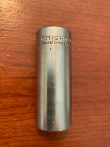 Wright Tools Md57 3 8 Drive 3 4 12 Point Deep Socket