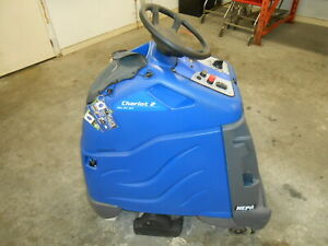 Chariot 2 Ivac 24 Atv Multi surface Cleaning Hepa Stand On Vacuum missing Wand