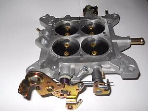 Holley 850 1000 Cfm Double Pumper Complete Base Plate Assembly Square Bore