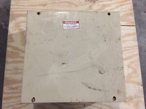 Generac 200 Amp Automatic Or Manual Transfer Switch Used