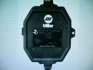 Miller Wc 24 Weld Control 137549 Brand New In The Box