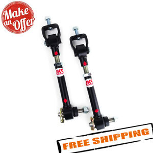 Jks 2001 Quicker Swaybar Disconnects For 1997 2006 Jeep Wrangler Tj 2 5 6 Lift