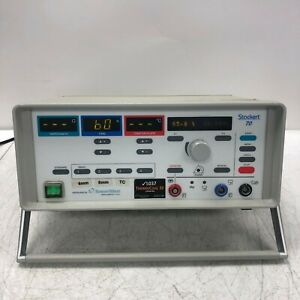 Stockert 70 Biosense Webster Cardiac Ablation Radiofrequency 500khz Rf Generator