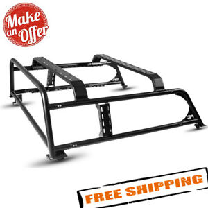 Body Armor 4x4 Tc 6125 Overland Bed Rack For 2016 2018 Toyota Tacoma