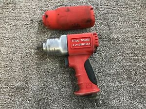 Mac Tools 3 8 Drive Impact Wrench Aw280qa